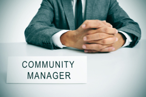 Hiring a community manager